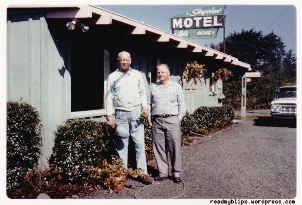 Skyview Motel, Location Unknown, Undated