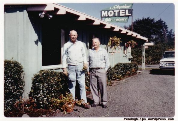 Skyview Motel, Location Unknown, Undated